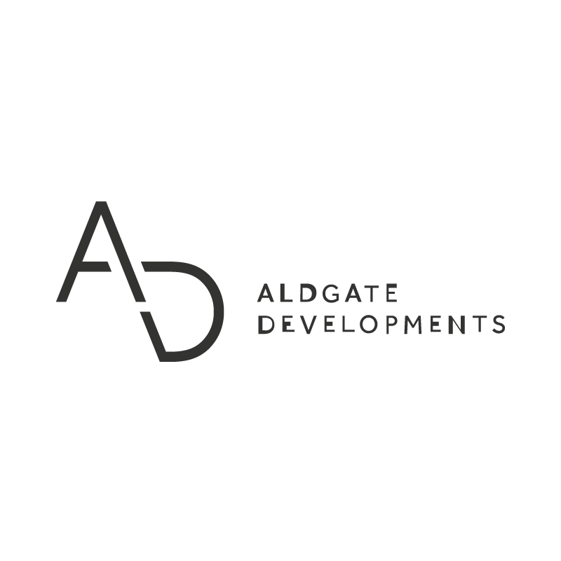 Logo for Aldgate Developments