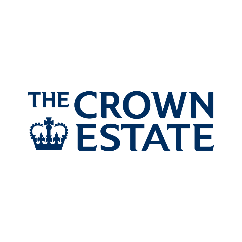 Logo for The Crown Estate - City of London