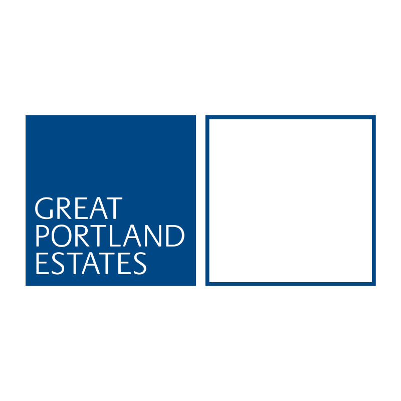 Logo for Great Portland Estates PLC