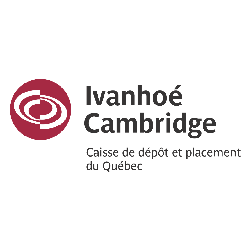 Logo for Ivanhoé Cambridge
