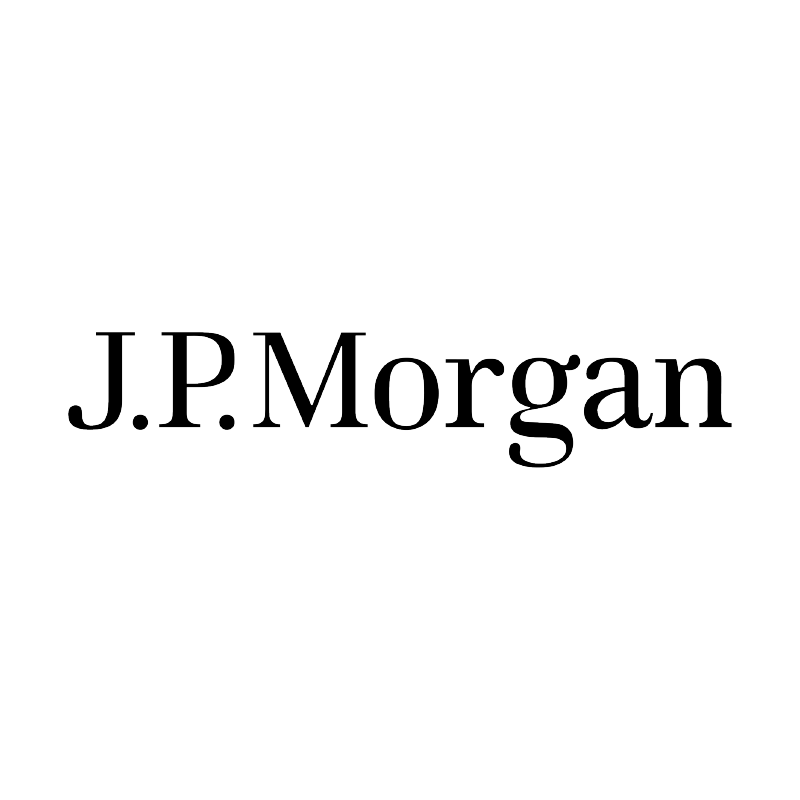 Logo for JP Morgan