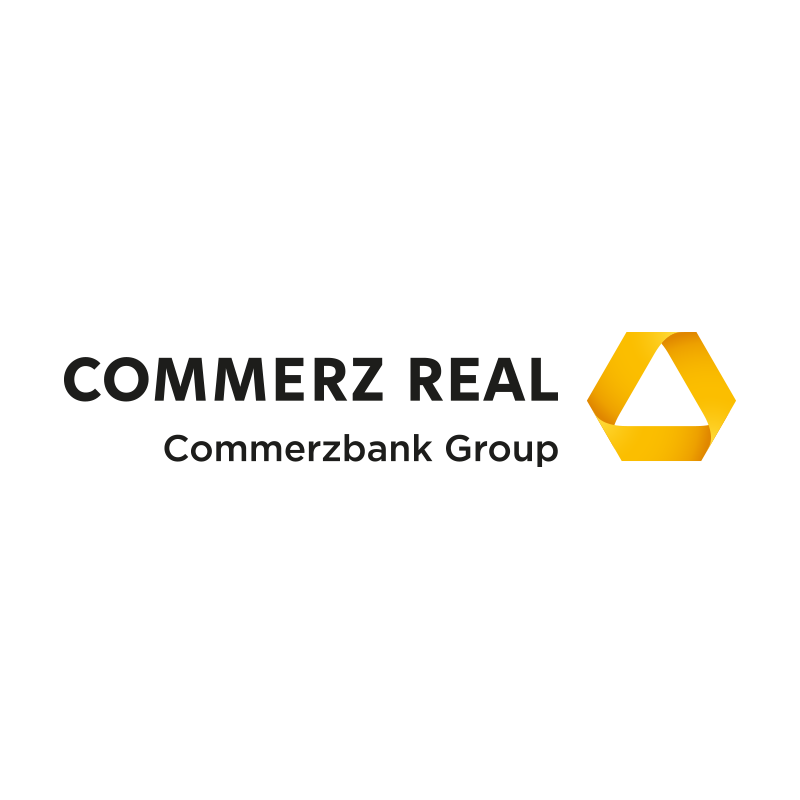 Logo for Commerz Real