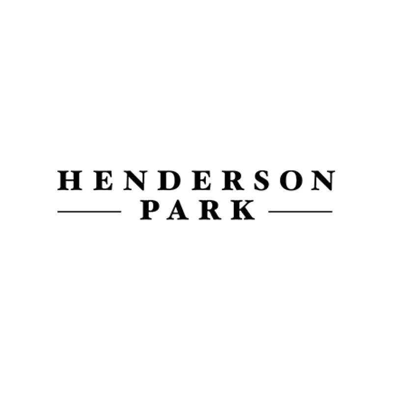 Logo for Henderson Park