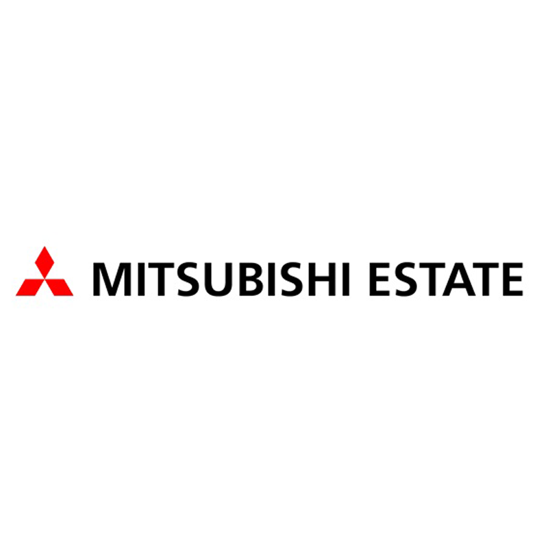 Logo for Mitsubishi Estate Company